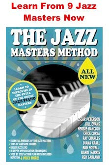The Jazz Masters Method