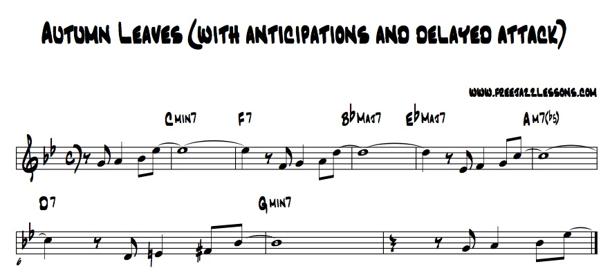 Jazz Rhythm How To Practice This Skill