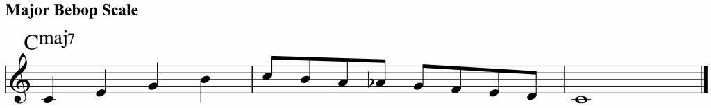 Major Bebop