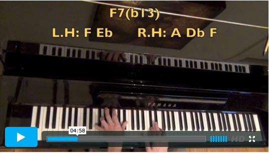 Premium Jazz Piano Lessons | Freejazzlessons com