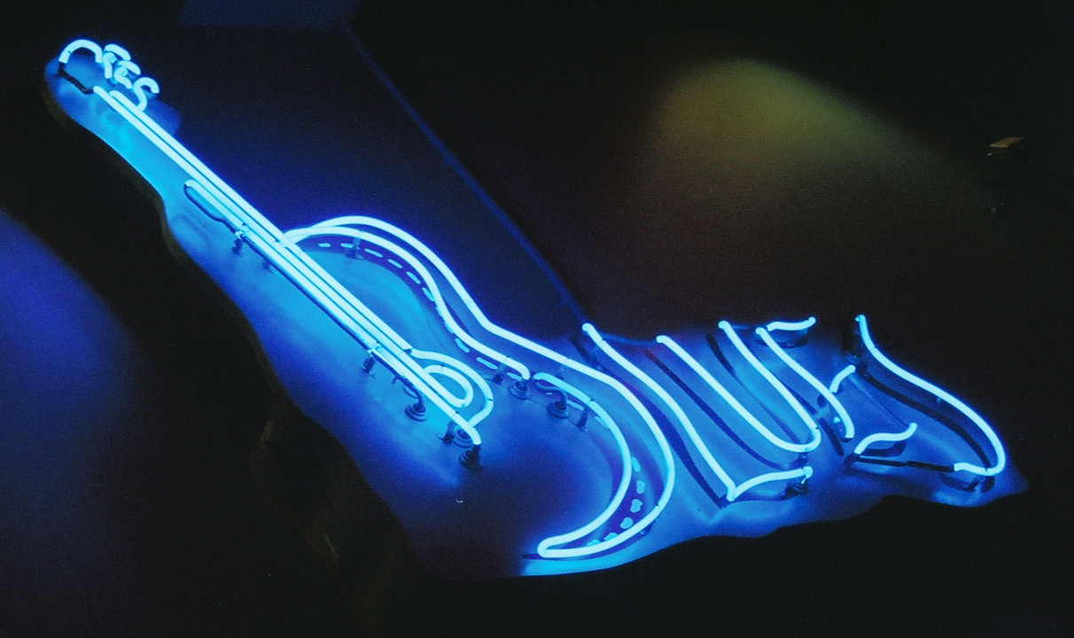 blues scale piano music want play learn genre scales ve rock band guitar theblues bands musical soul radio neon signs