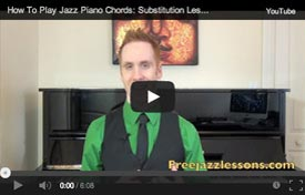 how to play jazz piano chords