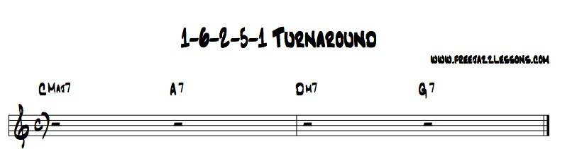 4 Jazz Turnarounds You Need To Know