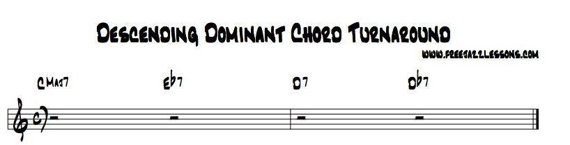 4 Jazz Turnarounds You Need To Know