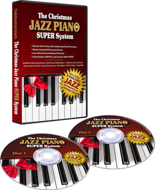 Christmas Super System | Free Jazz Lessons
