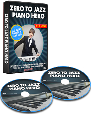 Beginner's Jazz Piano Lessons Online | Freejazzlessons com