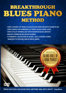 12 bar blues piano