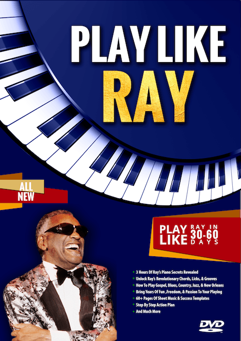 Ray Charles Course | Free Jazz Lessons