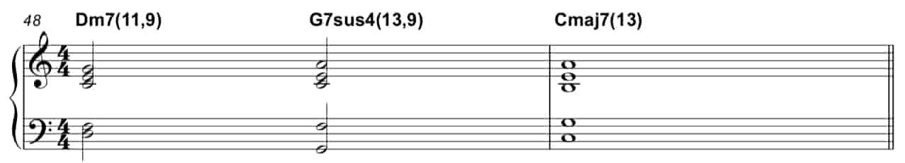 piano chord theory