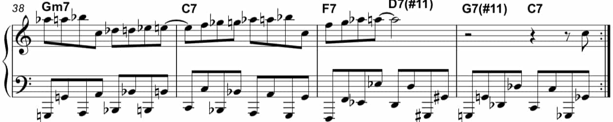 piano hand independence