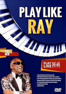 ray charles chords
